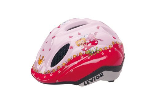 Lillifee Levior Kinder Fahrradhelm Primo Lillebi