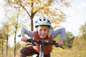Fahrradhelm entsorgen