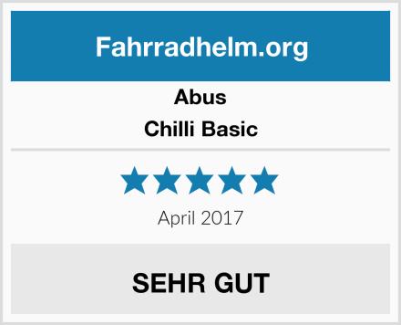 Abus Chilli Basic Test