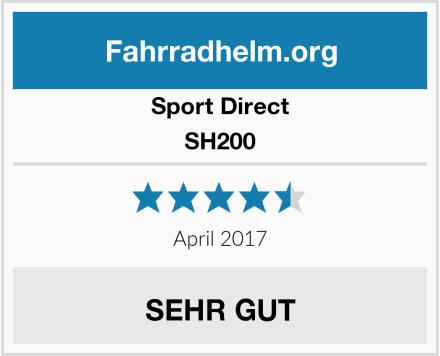Sport Direct SH200 Test