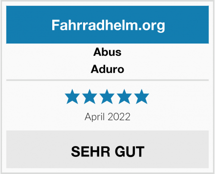 Abus Aduro Test