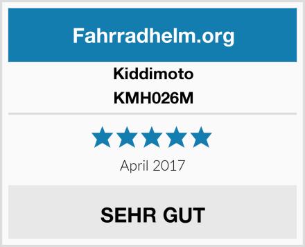 Kiddimoto KMH026M Test