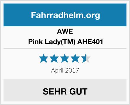 AWE Pink Lady(TM) AHE401 Test