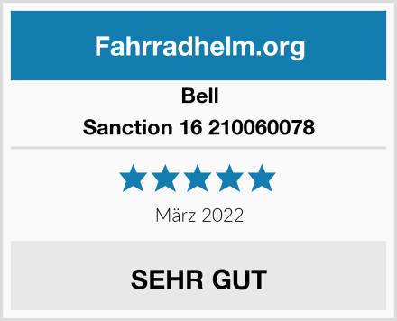 Bell Sanction 16 210060078 Test