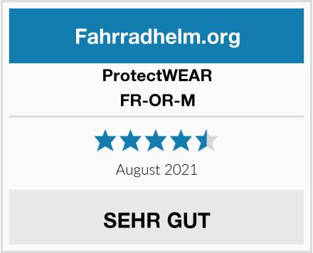 protectWEAR FR-OR-M Test