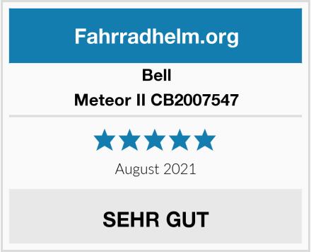 Bell Meteor II CB2007547 Test