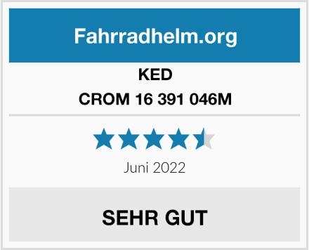 KED CROM 16 391 046M Test