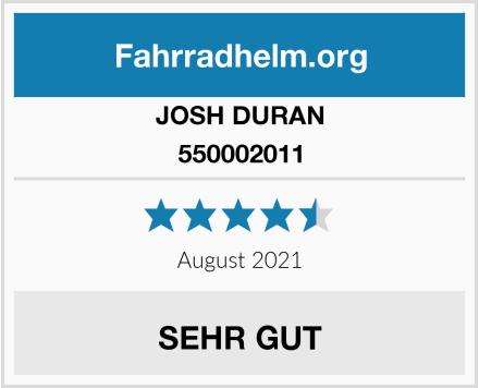 JOSH DURAN 550002011 Test