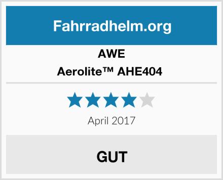 AWE Aerolite™ AHE404  Test