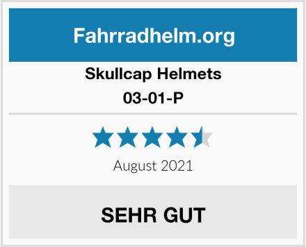Skullcap Helmets 03-01-P Test