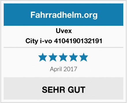 Uvex City i-vo 4104190132191 Test