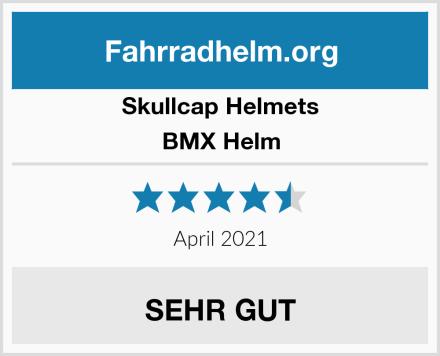 Skullcap Helmets BMX Helm Test