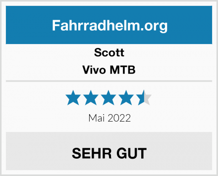 Scott Vivo MTB Test
