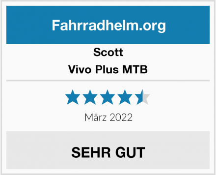 Scott Vivo Plus MTB  Test