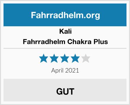 Kali Fahrradhelm Chakra Plus Test