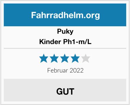 Puky Kinder Ph1-m/L Test