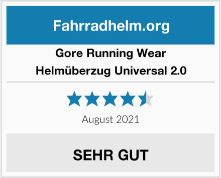 Gore Running Wear Helmüberzug Universal 2.0 Test