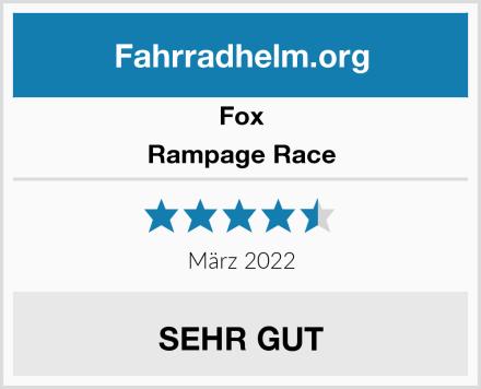 Fox Rampage Race Test