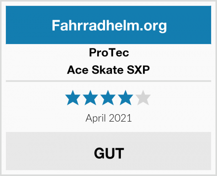 ProTec Ace Skate SXP Test