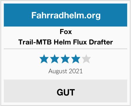 Fox Trail-MTB Helm Flux Drafter Test
