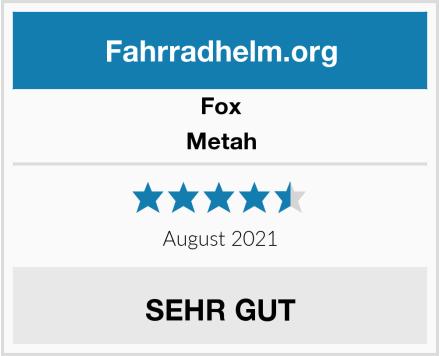 Fox Metah  Test