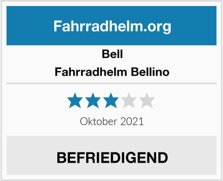 Bell Fahrradhelm Bellino Test