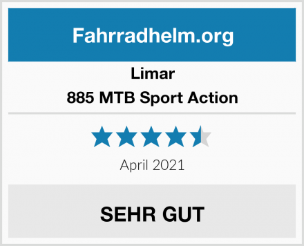 Limar 885 MTB Sport Action Test