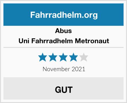 Abus Uni Fahrradhelm Metronaut Test
