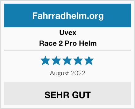 Uvex Race 2 Pro Helm Test