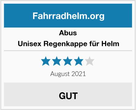 Abus Unisex Regenkappe für Helm Test