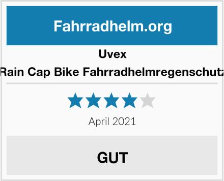 Uvex Rain Cap Bike Fahrradhelmregenschutz Test