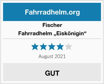 """Fischer Fahrradhelm """"Eiskönigin"""" Test"""