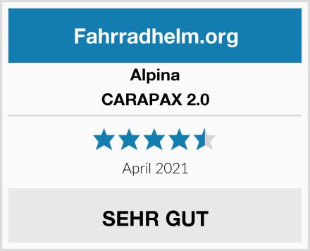 Alpina CARAPAX 2.0 Test