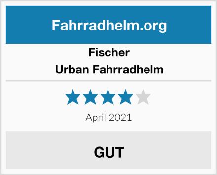 Fischer Urban Fahrradhelm Test