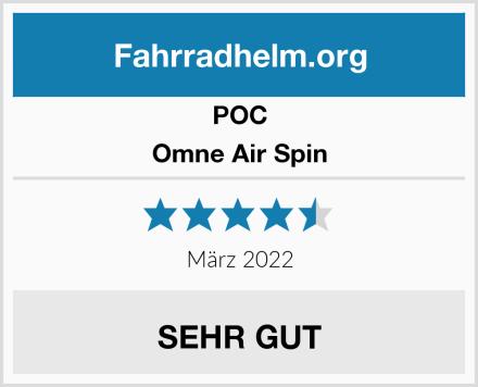 POC Omne Air Spin Test