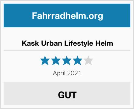 Kask Urban Lifestyle Helm Test
