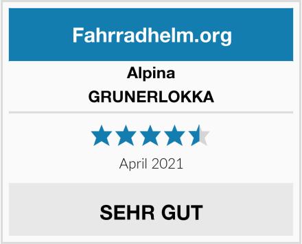 Alpina GRUNERLOKKA Test