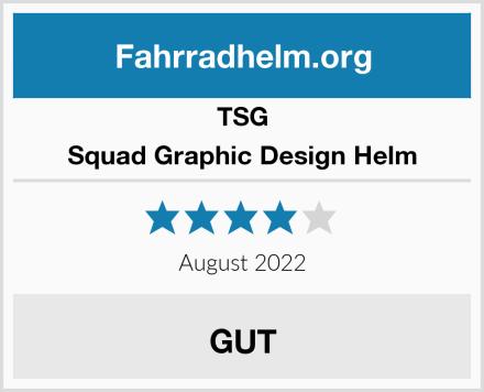 TSG Squad Graphic Design Helm Test