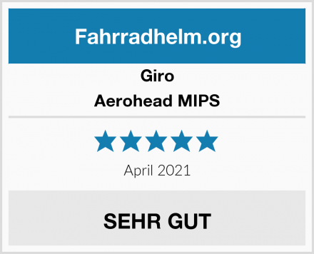 Giro Aerohead MIPS Test