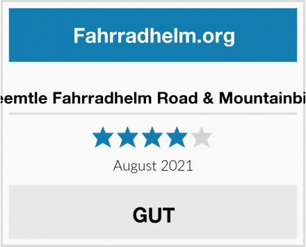 Heemtle Fahrradhelm Road & Mountainbike Test