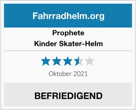 Prophete Kinder Skater-Helm Test