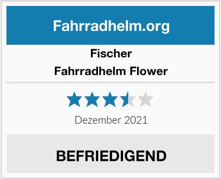Fischer Fahrradhelm Flower Test
