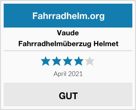 Vaude Fahrradhelmüberzug Helmet Test