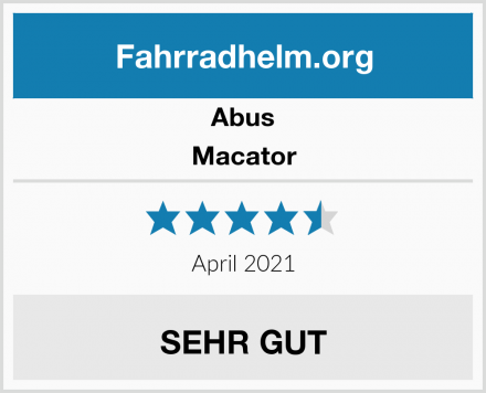 Abus Macator Test