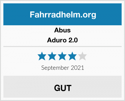 Abus Aduro 2.0 Test