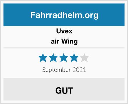 Uvex air Wing Test