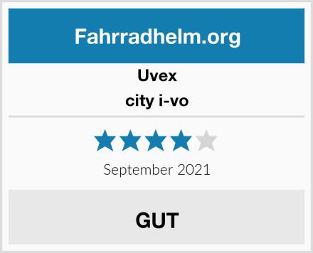 Uvex city i-vo Test