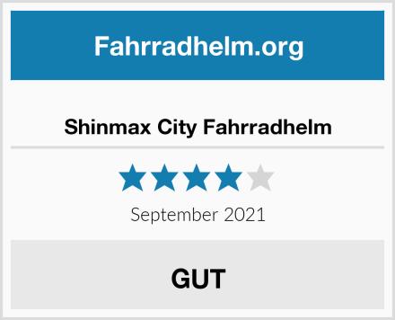 Shinmax City Fahrradhelm Test