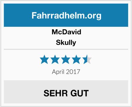 McDavid Skully Test