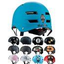 Skullcap Helmets BMX Helm